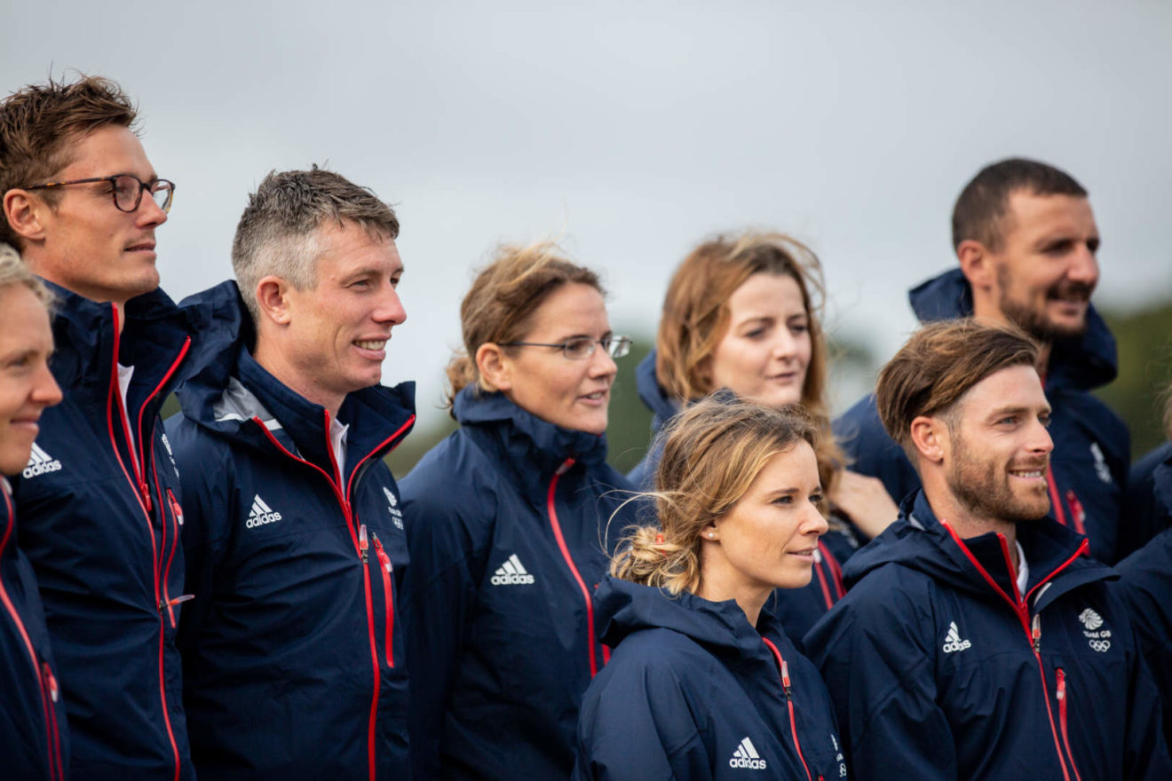 Sailors were the first athletes to be announced for Team GB.