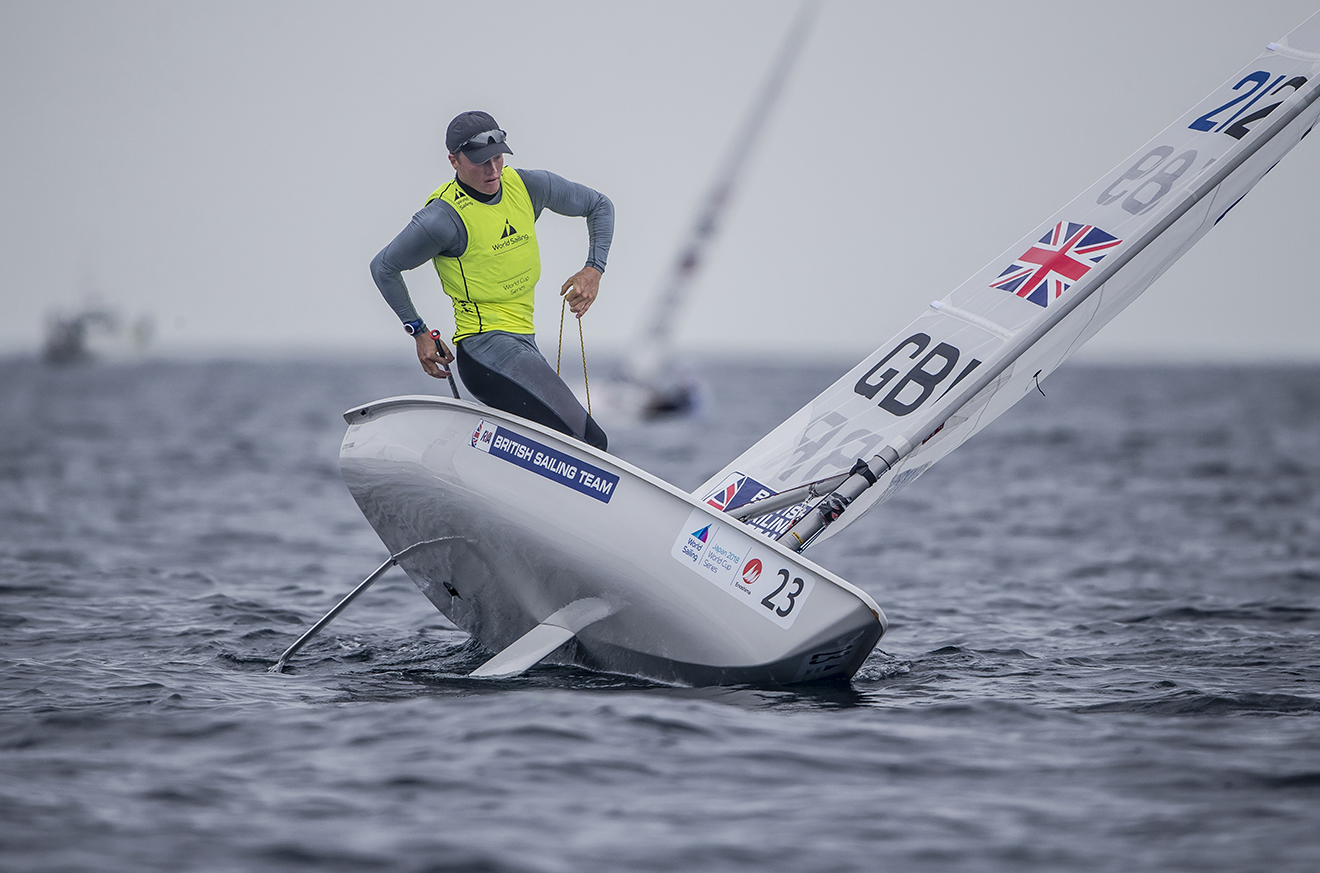 Elliot Hanson has been chosen to represent Team GB at Tokyo 2020.