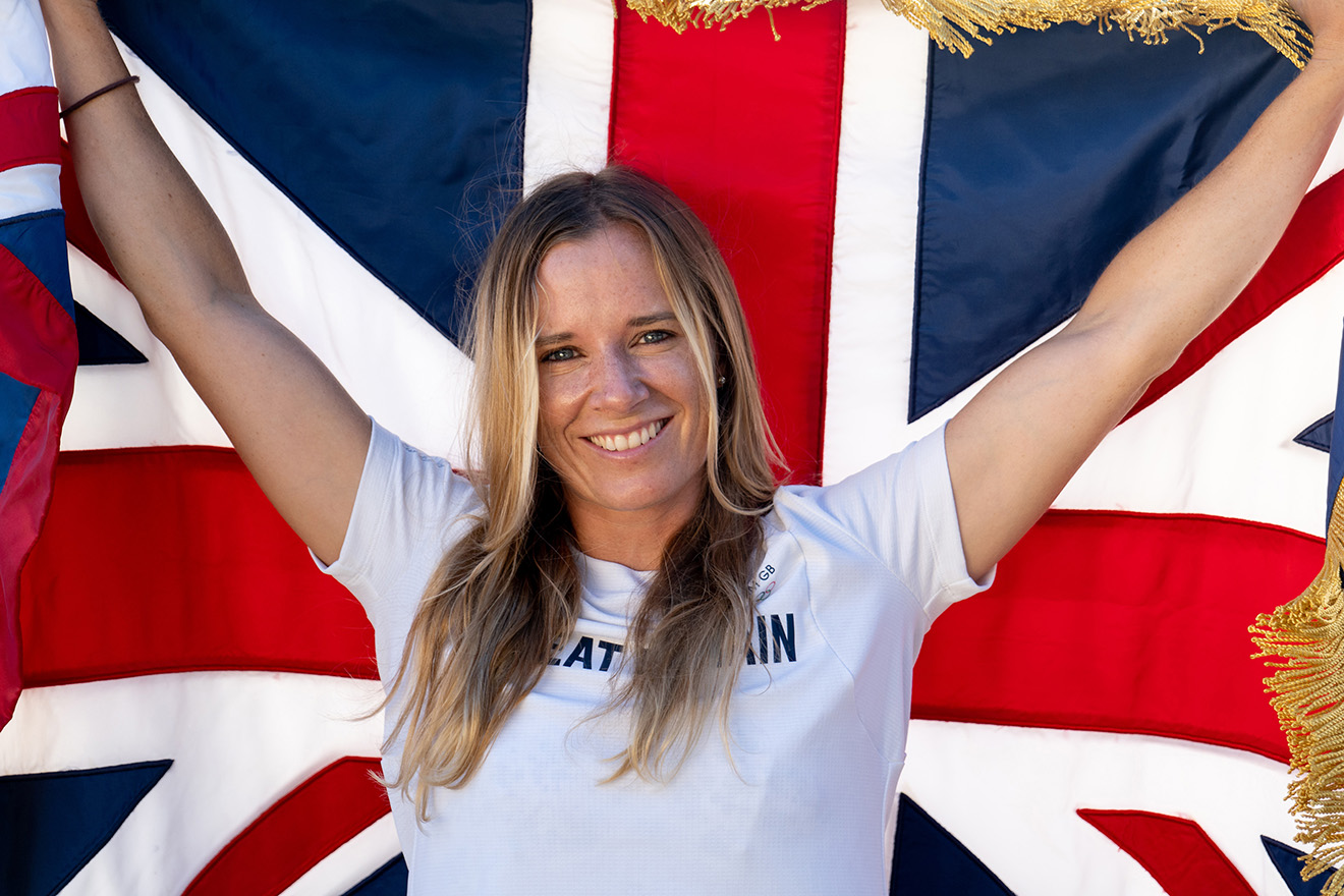 Hannah Mills is announced as a flagbearer for Team GB at the Tokyo 2020 opening ceremony